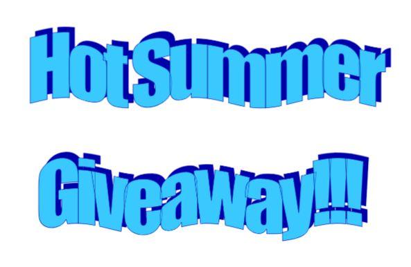Hot Summer GA Clip art
